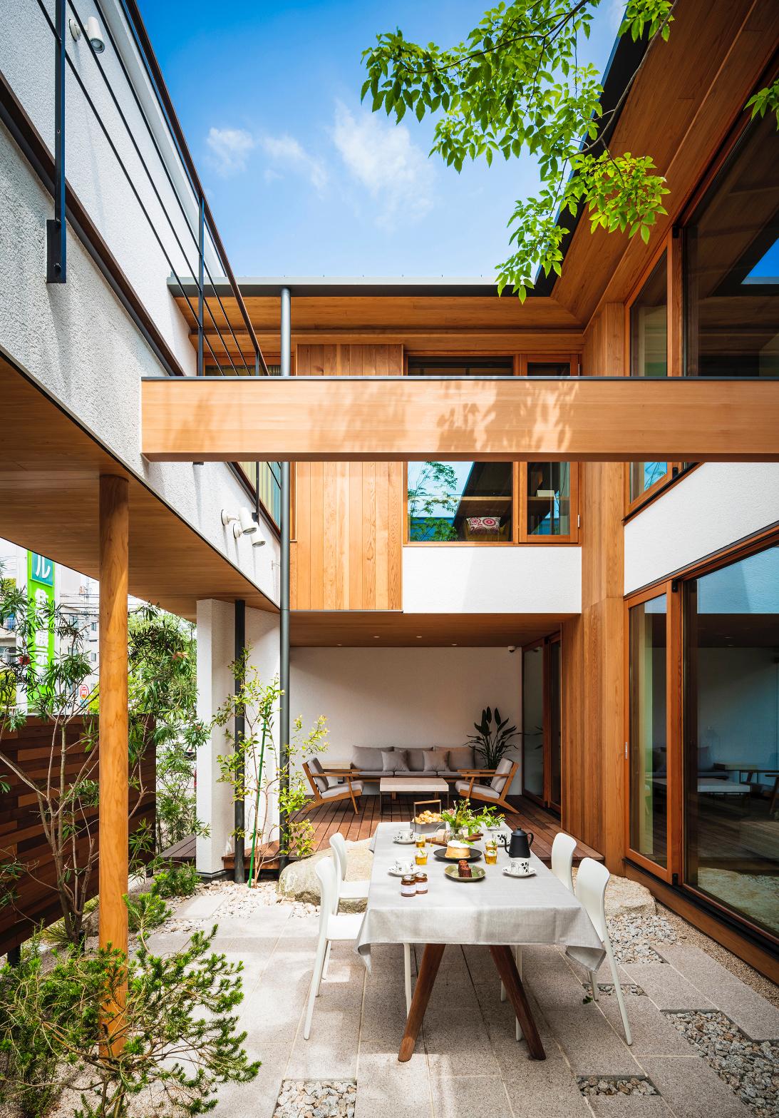 GRAN ARCHITECTの新しい暮らし方の提案